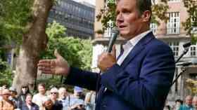 Starmer sets out vision for a 'contribution society'