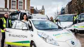 Islington cleans up its act with 'green fleet' plans