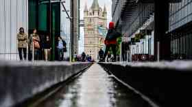 London's homeless pushed back onto streets
