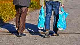 Plastic bag charge set for further roll out