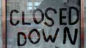 High streets stung as store closures hit record levels