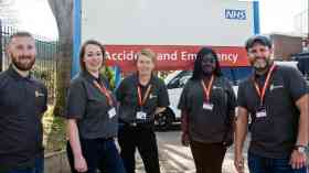 Youth workers in Greater Manchester A&E departments