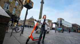 Newcastle launches new e-scooter trial