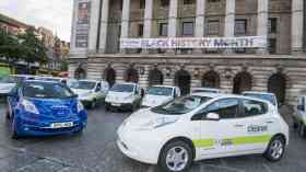 Becoming a ULEV-friendly city