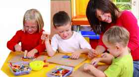 Government's 30-hour free childcare plan fails to target poor families, says OECD