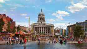 Nottingham celebrates new Climate Champion title