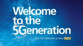 5G network launched in five UK cities and Slough