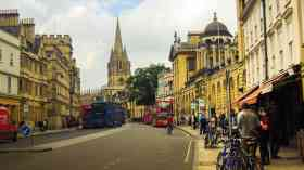 Radical ideas to tackle congestion in Oxford revealed