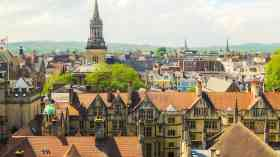 Carbon emission reduction achieved in Oxford