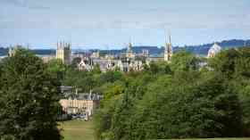 Oxford sets out UK's first localised air pollution target