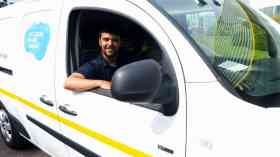 Eco-friendly vans for Liverpool pest control