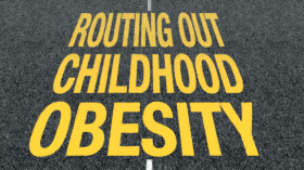 Better routes home from school can tackle childhood obesity