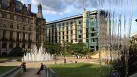 Sheffield restates ambition to become zero carbon by 2030