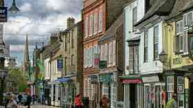 Better high streets part of levelling up plan