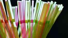 Glasgow to end plastic straw use