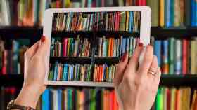 Library memberships rise by 600 per cent