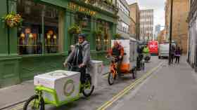 Funding for improving air quality on London streets
