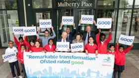 Ofsted praises 'remarkable progress' in Tower Hamlets