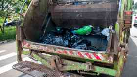 Majority of councils collect household rubbish fortnightly
