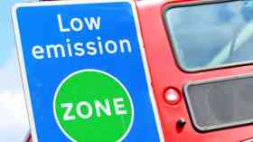 London's ULEZ sees 74 per cent of vehicles comply
