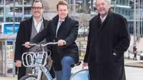 nextbike chosen to run West Midlands bike-share