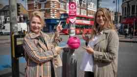 New bins in Wandsworth to tackle gum mess