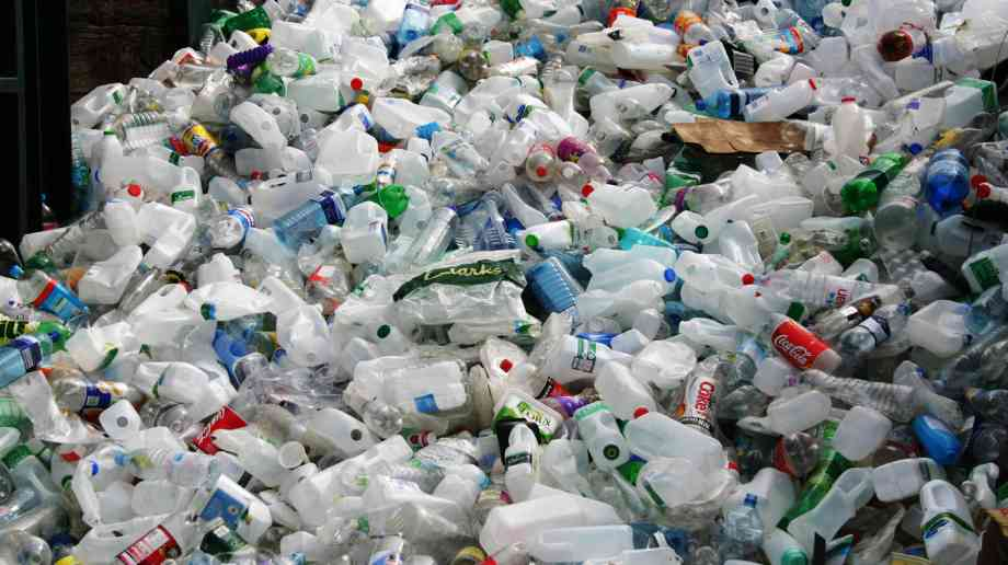 Plastic bottle waste out of control in london government for Useful things from waste bottles