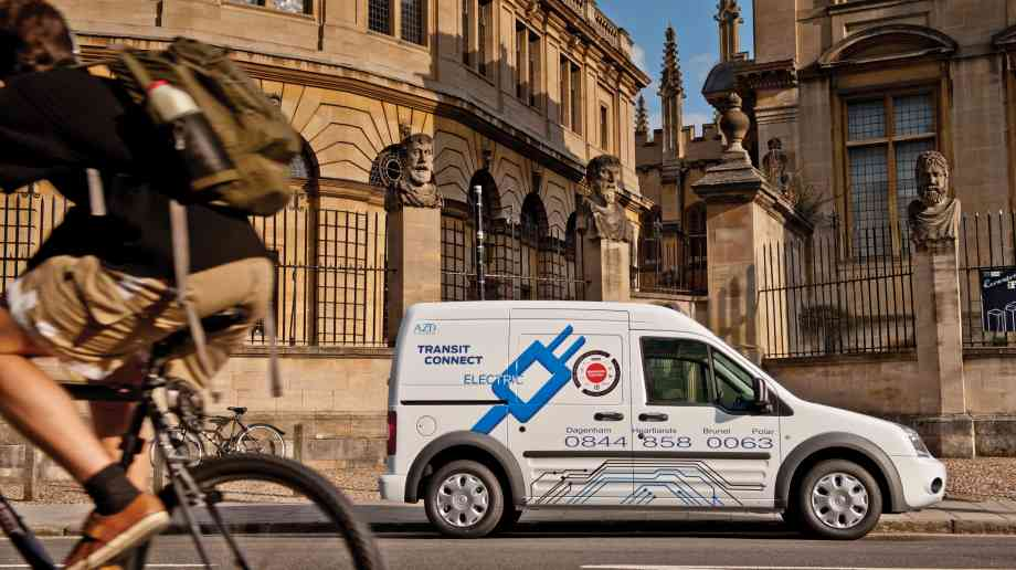 Commercial vehicles: The low carbon challenge